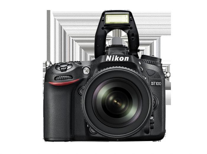 Die Nikon D7100