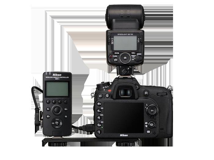 Die neue Nikon Profi Spiegelreflexkamera