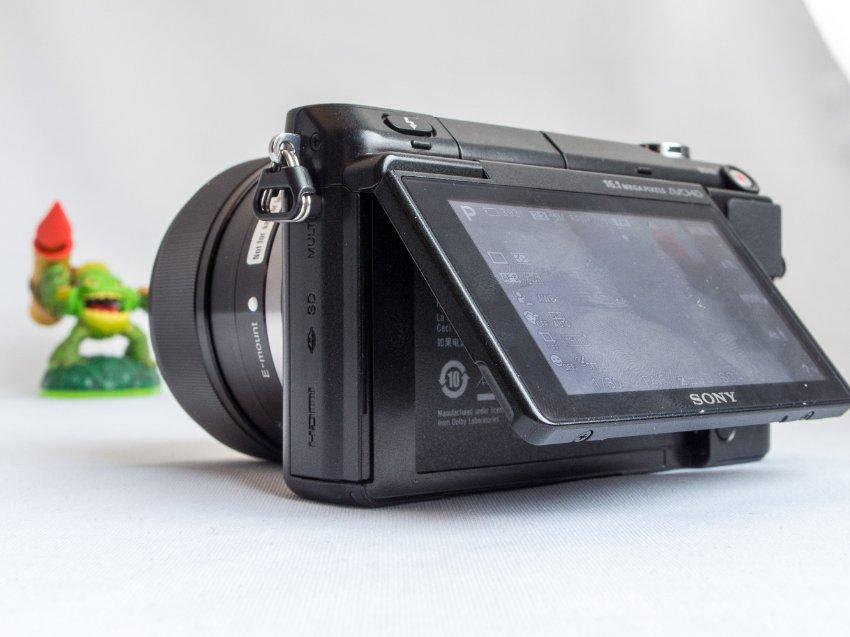 Sony NEX-3N/ Produktfotos