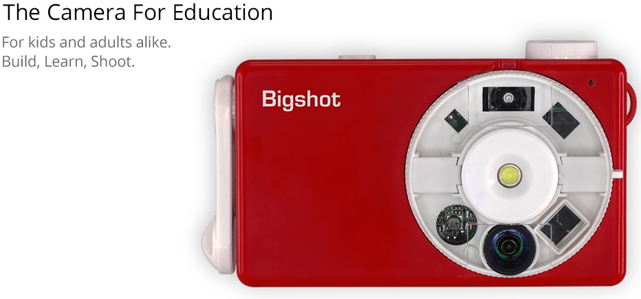 Bigshot Kamera