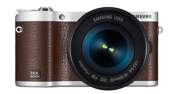 Samsung NX300M Systemkamera